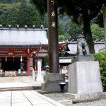 富士山からの強い龍脈につながる大山阿夫利神社