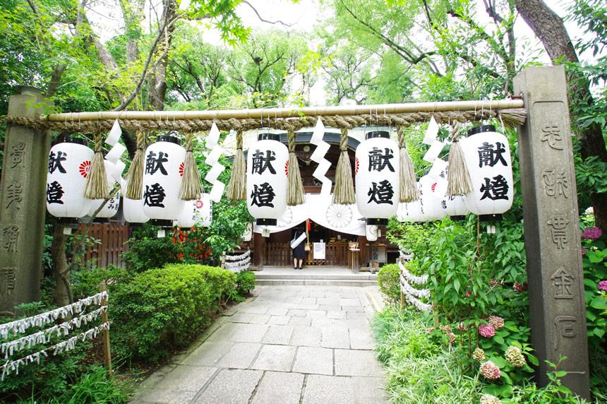堀越 神社